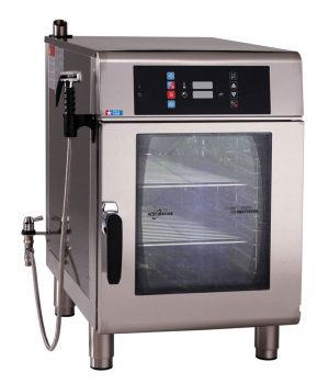 CTX4-10E Combi Oven with Simple Control