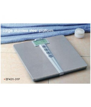 EF431 - Body Fat & Hydration Scale With Muscle % Function