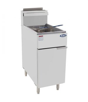 ATFS-40 HD 40lb S/S Deep Fryer