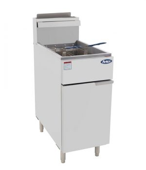 50lb S/S Deep Fryer