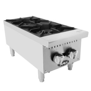 ATHP-12-2 HD 12″ Two Burner Hotplate