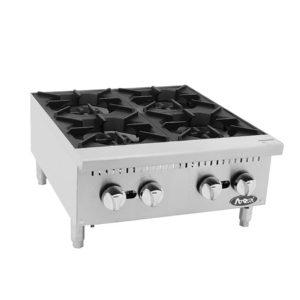 ATHP-24-4 HD 24″ Four Burner Hotplate