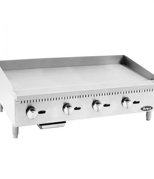 ATMG-48 HD 48″ Manual Griddle