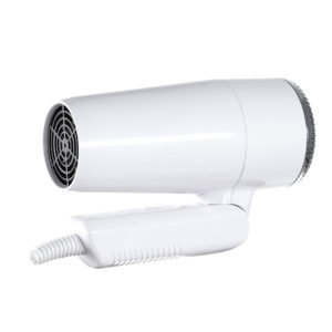 Coral Foldable Hair Dryer - 822818 WH