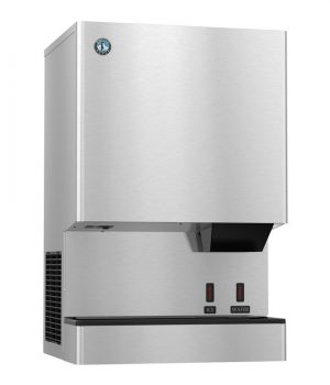 DCM-300BAH-OS, Ice Maker, Air-cooled, Ice and Water Dispenser, Opti-Serve Series