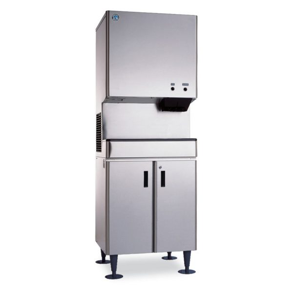 DCM-500BAH, Ice Maker, Air-cooled, Ice and Water Dispenser