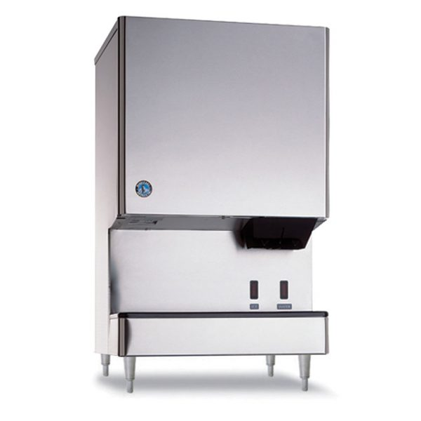 DCM-500BWH-OS, Ice Maker, Water-cooled, Ice and Water Dispenser, Opti-Serve Series