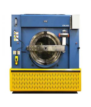 Open Pocket Tilting Soft Mount Washer-Extractors