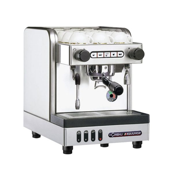 The compact espresso Machine M21 Junior